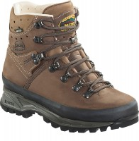 Meindl Stiefel Island Lady MFS Active, Haselnuss