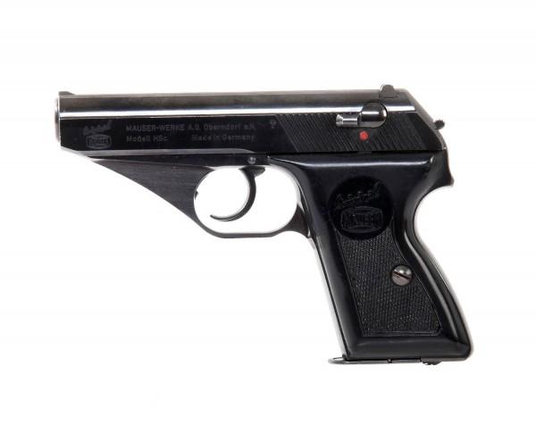 HSC Lauflänge 80mm 7,65mmBrowning