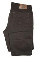 Foresta Jeans-Fivepoket mit Stick Braun
