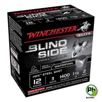 12/76 Blind Side Steel 3,3mm - 39g