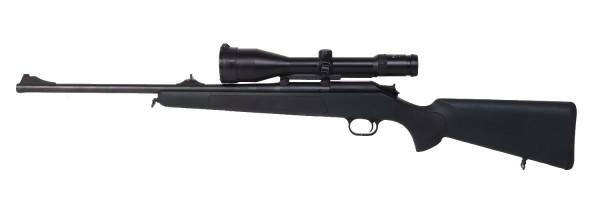 R93 Professional ZF Zeiss Diavari 3-12X56 ZM Abs. 44, Blaser Sattelmontage 8x57JS