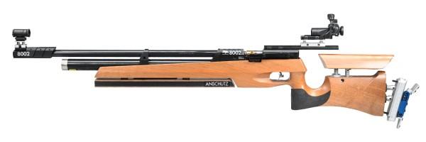 8002 S2 Schaftverstellung (Höhe/Länge), Auflagenverstellung 4,5mm