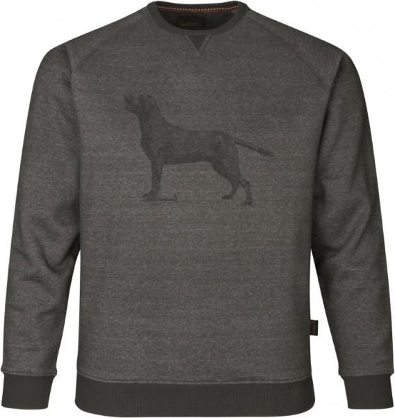Seeland Sweatshirt Key-Point Grey melange