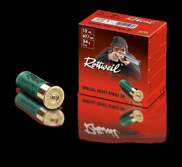 12/67,5 Spezial Skeet Streu 2,0mm -28g