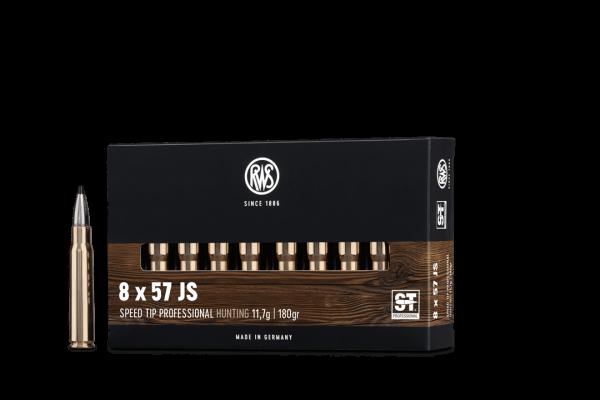 8x57JS Speed Tip Pro 11,7g - 180gr. Short Rifle