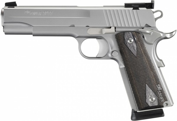 1911 Stainless Target