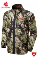 Shooter King Wendejacke Digitex Reversible Digitex Grün-Braun