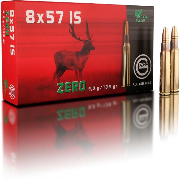 8x57JS Zero 9,0g - 139gr.