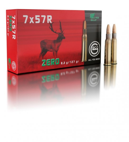 7x57R Zero 8,2g - 127gr.