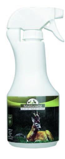 Rehwildlockmittel 500ml Pumpsprühflasche