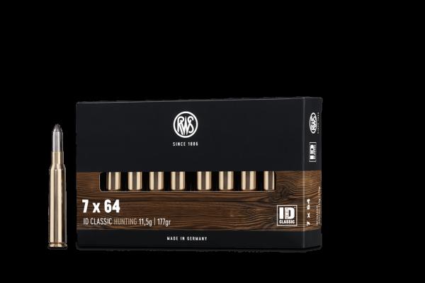 7x64 ID Classic 11,5g - 177gr.