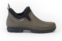 Aigle Schuh Lessfor Plus M Kaki - Der Lessfor Plus M Schuh von Aigle ist gut für Revierarbeiten oder den Alltag geeignet.