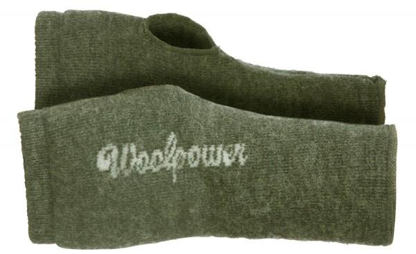 Woolpower Handschuhe Wrist Gaiter 200g Pine green