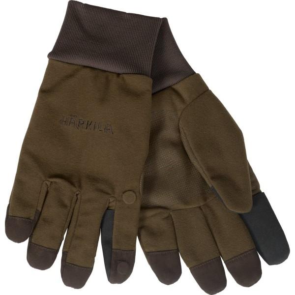 Handschuhe Retrieve HWS Dark warm olive