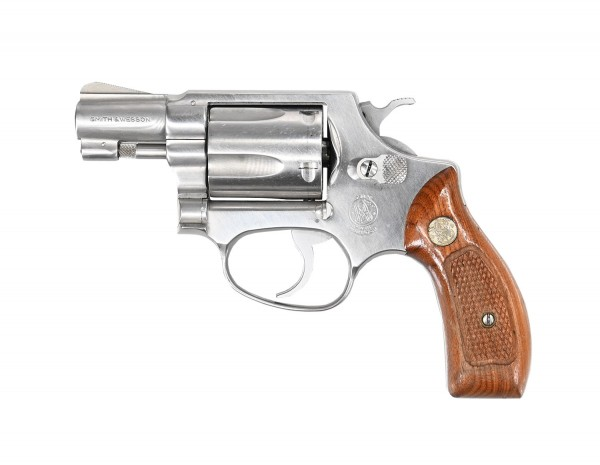 Mod. 60 Stainless, 2 Zoll-Lauf .38 Special