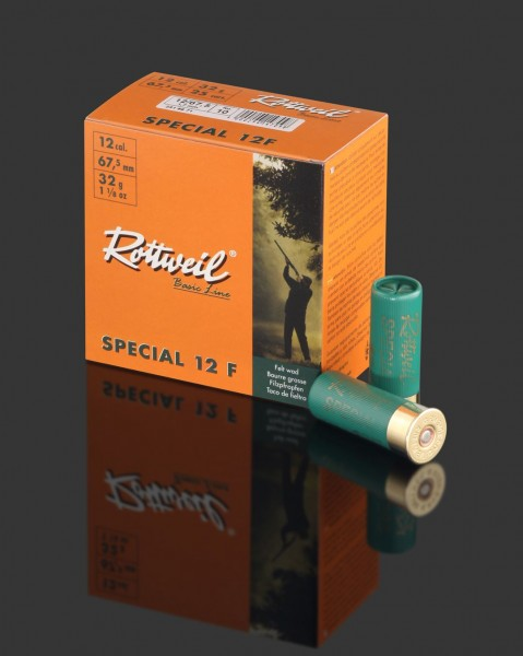 12/67,5 Special 12F 2,7mm - 32g