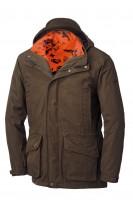 Blaser Jacke Hybrid Blaze 2-in-1 WP - Leichte, atmungsaktive, wasser- und winddichte Jacke mit abnehmbarer Kapuze, e