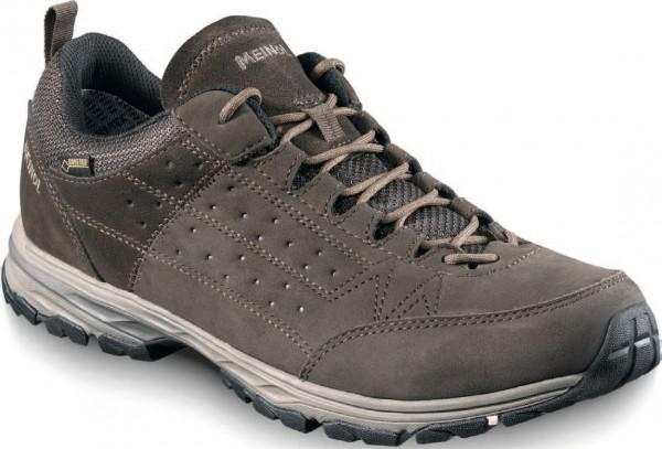 Meindl Schuh Durban GTX® - Der Durban GTX® Schuh von Meindl ist ein schicker und bequemer Freizeitschuh aus einer Nubuk – und Veloursleder-Kombination.
