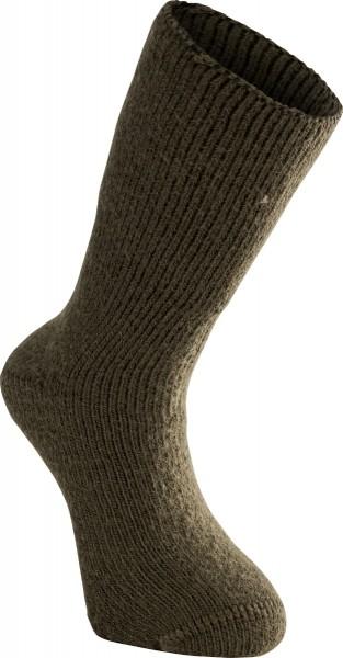 Woolpower Socke Classic - 600 g Pine Green - Die Socke Classic – 600 g von Woolpower® ist die ideale Wahl für Revierarbeiten oder die Jagd während der kalten Jahreszeiten.