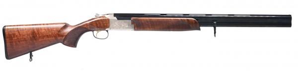 B 725 Hunter Light , 5 Inv.-DS-Chokeeinsätze, PVC-Flintenkoffer, LL 66 cm 12/76