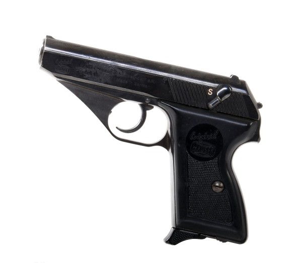 HSC (Ko.) Lauflänge 80mm 7,65mmBrowning