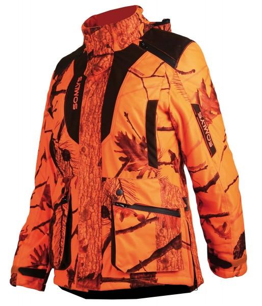 Somlys Jacke Grand Froid Camou Orange