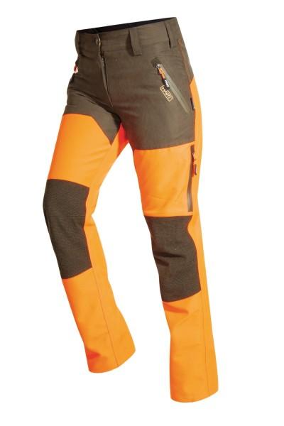 Hart Hose WILD-T Orange/Oliv