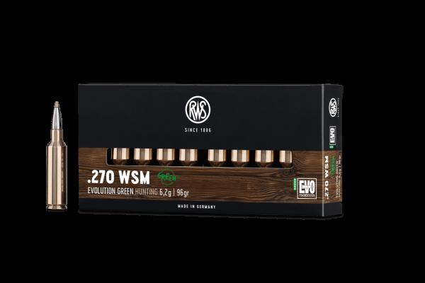 .270WSM Evo Green 6,2g - 96gr.
