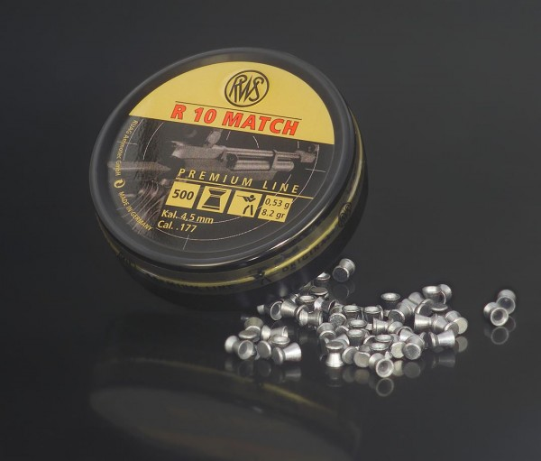 4,49mm R10 Match 0,53g Premium Line