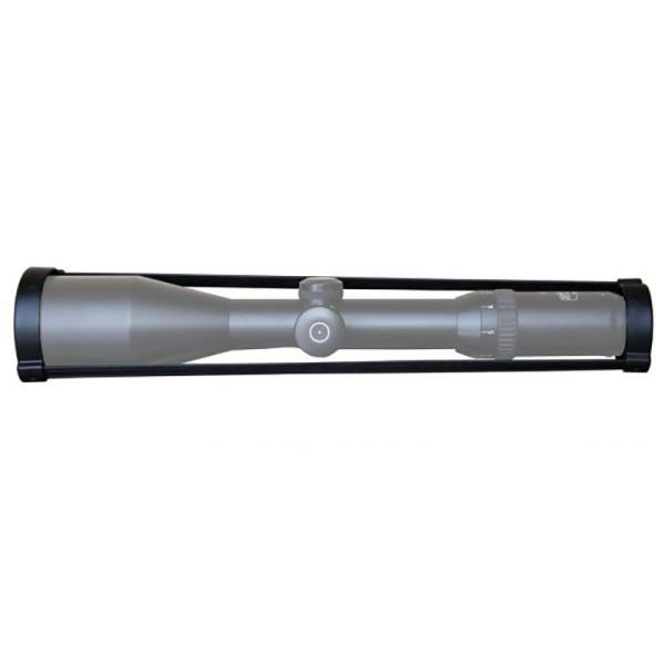 WEGU Zielfernrohrdeckel Klarglas - 41x48mm