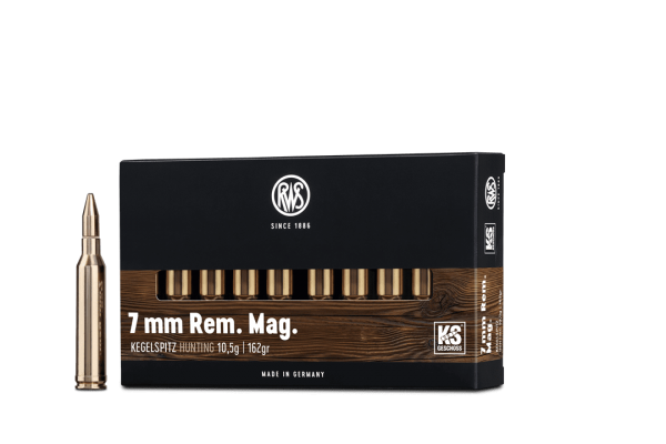 7mmRemMag Kegelspitz 10,5g - 159gr.