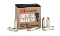 .357Mag Critical Defense 8,1g - 125gr.