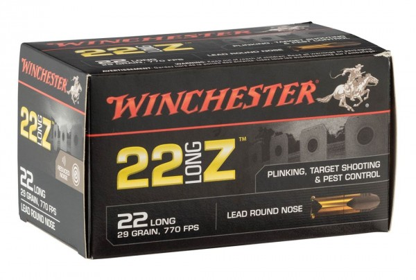.22lr Long Z 1,88g - 29gr.