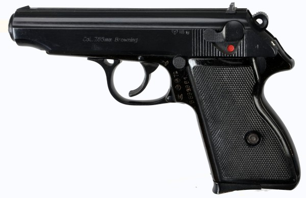 HEGE AP 66 7,65mmBrowning