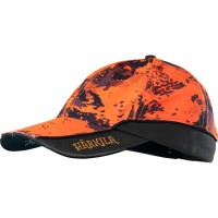 Härkila Cap Lynx Safety Li. Orange Blaze