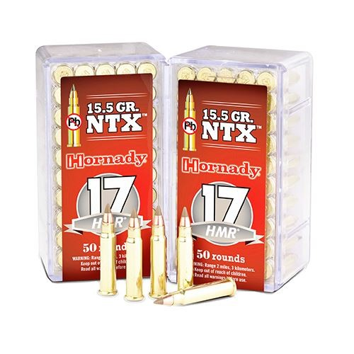 .17HMR NTX 1,0g - 15,5gr.