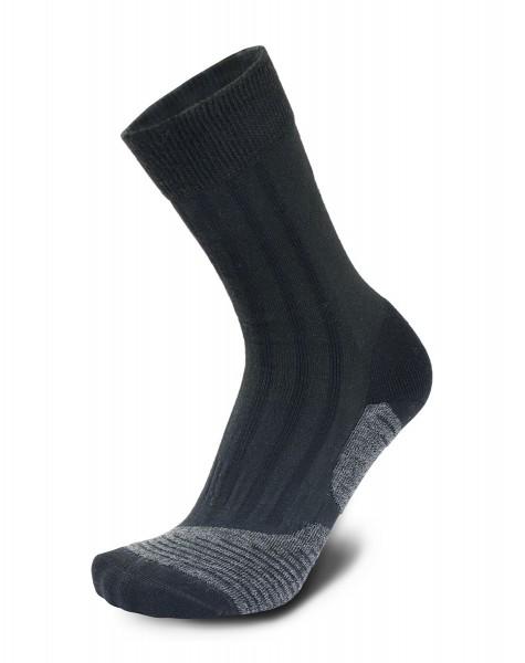 Meindl MT2 Trekking Socke Schwarz