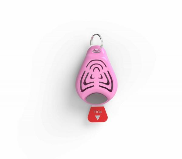 Tickless Pet Pink Ultraschall Floh-Zeckenschutz